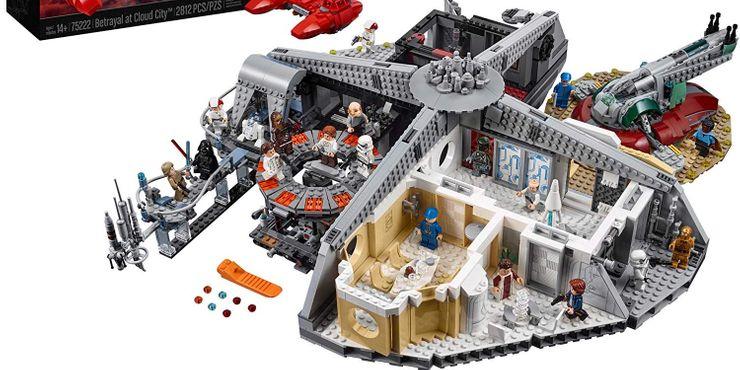 Best Lego Star Wars