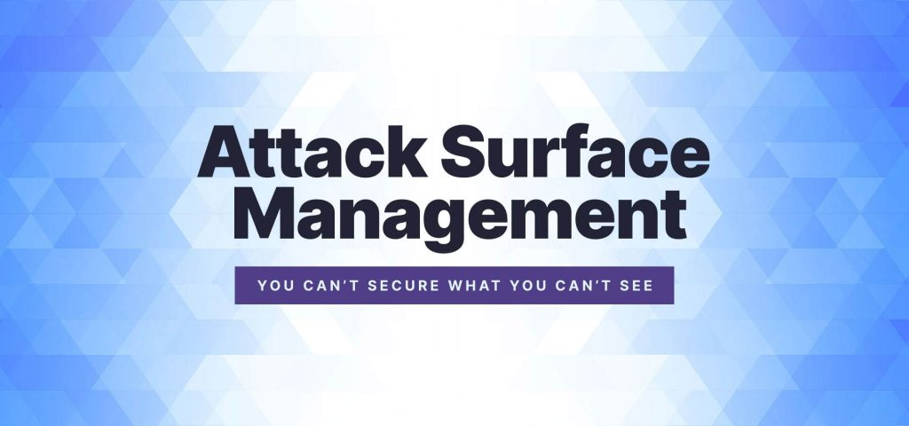 attack surface management
