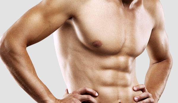 man chest loss supplements